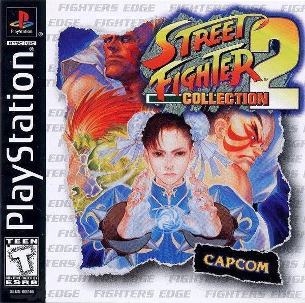 Street Fighter Collection 2 [SLUS-00746] - Playstation(PSX/PS1 ISOs