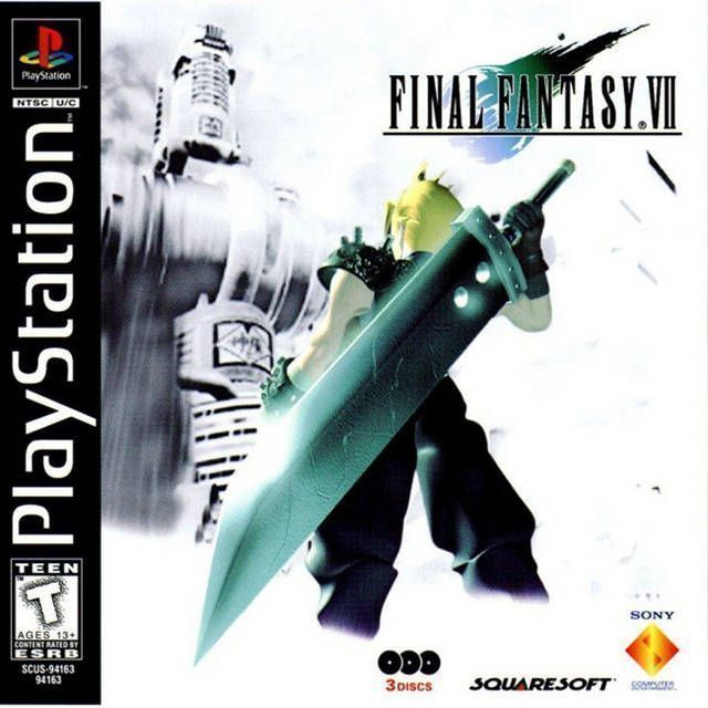 Final Fantasy VII _(Disc_1)_[SCES-00867] (Europe) Playstation – Download ROM