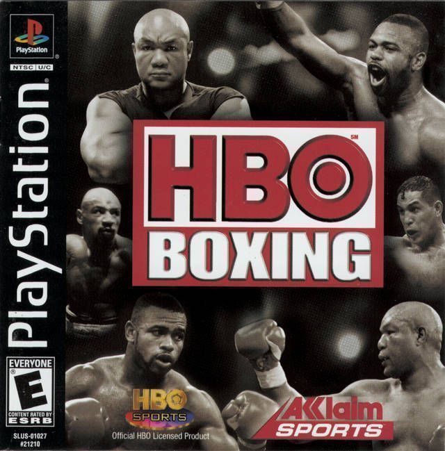 HBO Boxing [SLUS-01027]