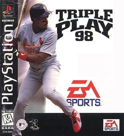 Triple Play 98 SL00465]