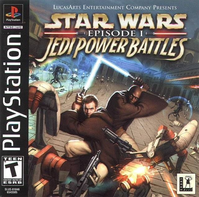 Star Wars Episode I Jedi Power Battle [SLUS-01046]