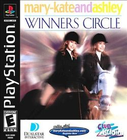 Mary Kate Ashley Olsen Winners Circle [SLUS-01362]