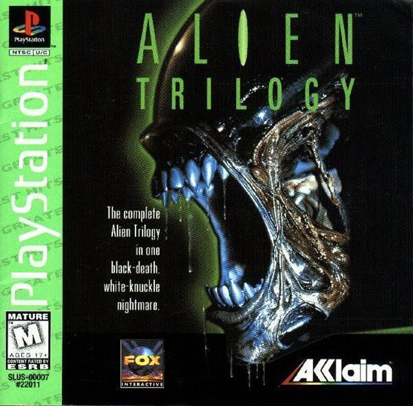 Alien Trilogy [SLUS-00007]