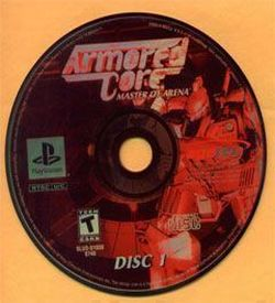 Armored Core - Master Of Arena [Disc1of2] [SLUS-01030]