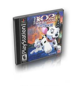 102 Dalmatians - Puppies To The Rescue [SLUS-01152]