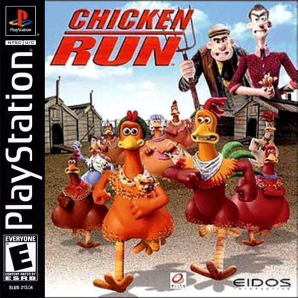 Chicken Run [SLUS-01304]