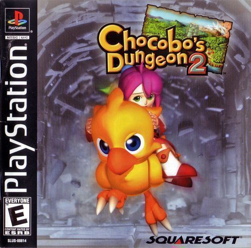 Chocobo's Magical Dungeon 2  [SLUS-00814]