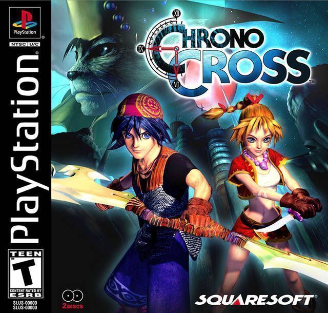 Chrono Cross [Disc2of2] [SLUS-01080]