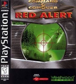 Command & Conquer - Red Alert - Allies Disc [SLUS-00431]
