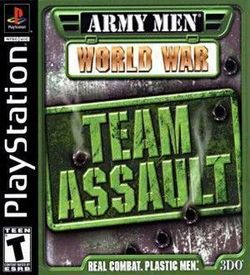 Army Men - World War - Team Assault [SLUS-01435]