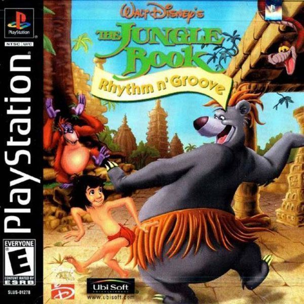 Disney's The Jungle Book - Rhythm 'n Groove Party  [SLUS-01278]