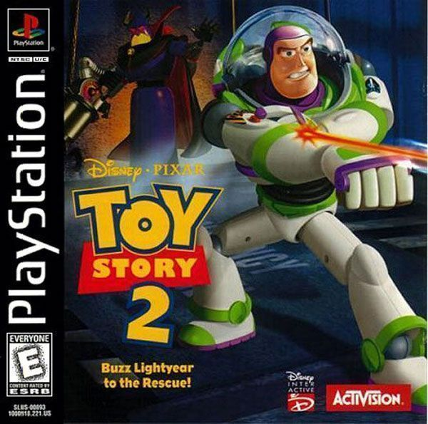 Disney's Toy Story 2 - Buzz Lightyear To The Rescue  [SLUS-00893]