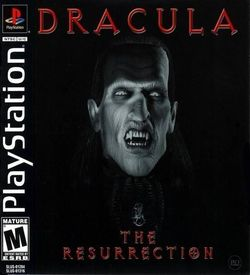 Dracula - The Resurrection [Disc1of2] [SLUS-01284]