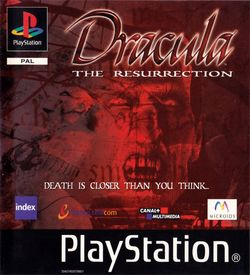 Dracula - The Resurrection [Disc2of2] [SLUS-01316]