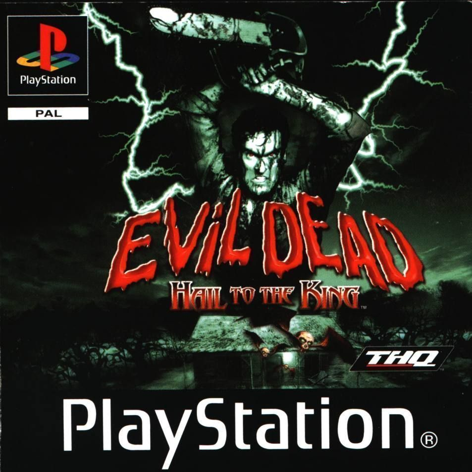 Evil dead hail to the king disc2of2 slus 01326 playstation evil dead hail to the king disc2of2 slus 01326 voltagebd Gallery