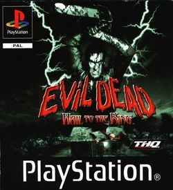Evil Dead - Hail To The King [Disc2of2] [SLUS-01326]