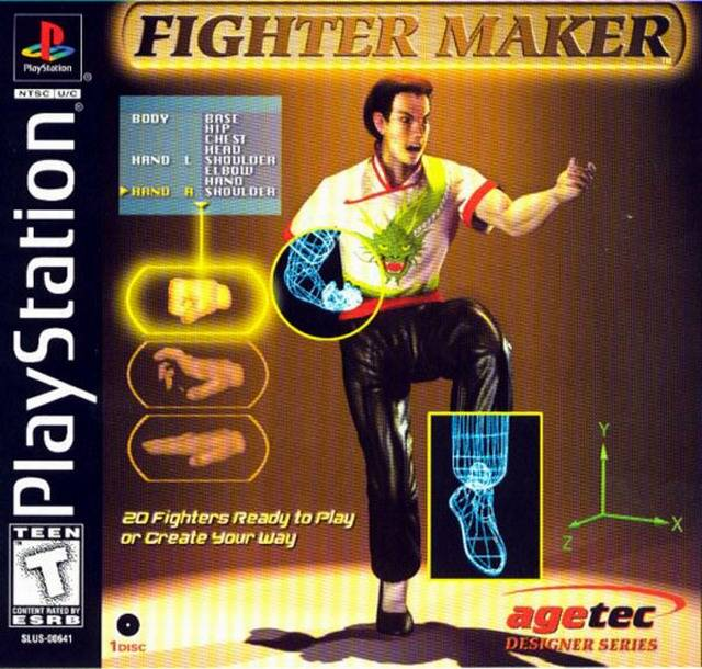 Fighter Maker [SLUS-00641]