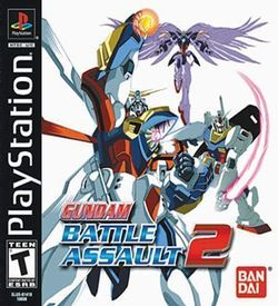 Gundam Battle Assault 2 [SLUS-01418]