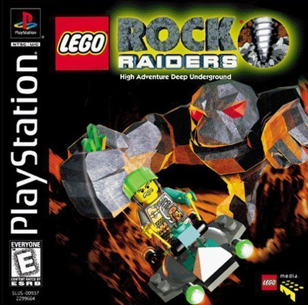 Lego Rock Raiders Bin [SLUS-00937]