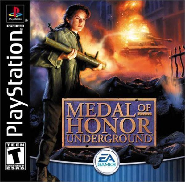 Medal of honor underground full game free pc, download, play.