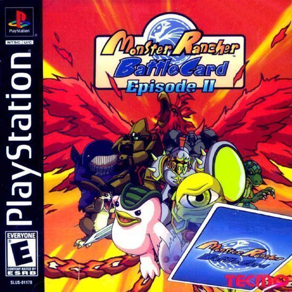 Monster Rancher Battle Card Episode II [SLUS-01178]