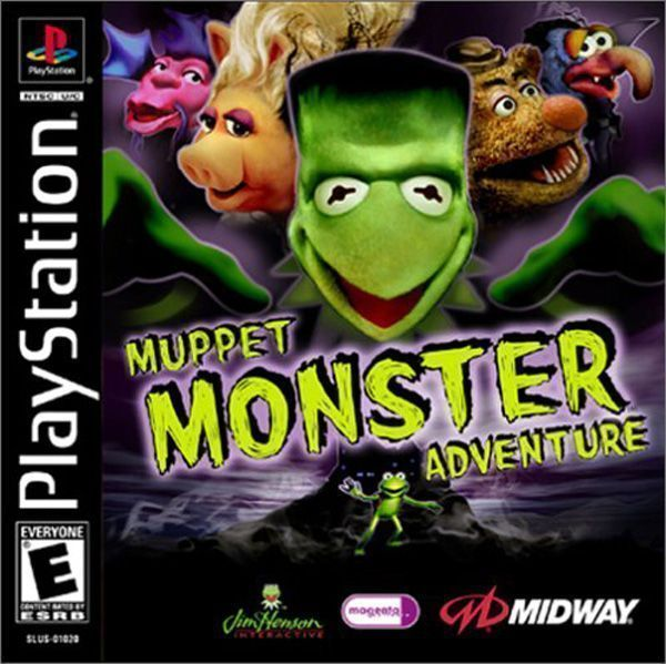 Muppet Monster Adventure [SLUS-01238]