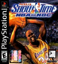 Nba Showtime Nba On Nbc [SLUS-00948]
