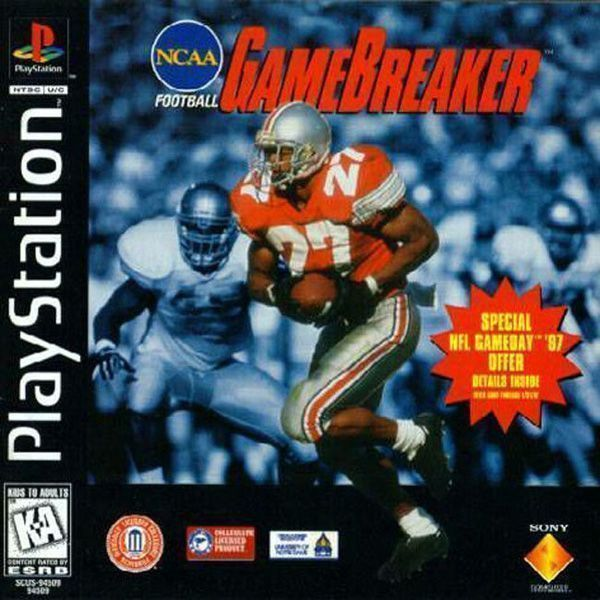 Ncaa Football Gamebreaker [SCUS-94509]