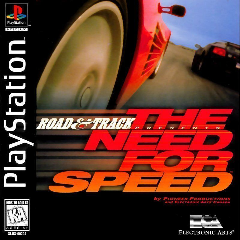 Need For Speed [SLUS-00204]
