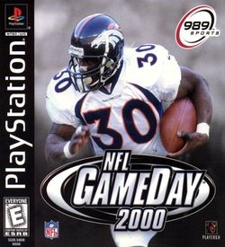 Nfl Gameday 2000 [SCUS-94556]