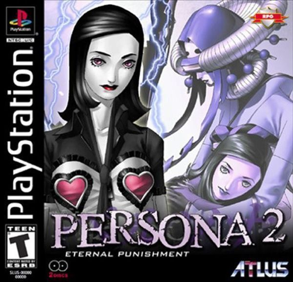 Persona 2 Eternal Punishment Bonus Disc [SLUS-01339]