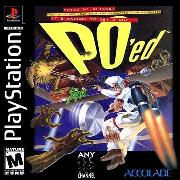 Po Ed [SLUS-00097] - Playstation(PSX/PS1 ISOs) ROM Download