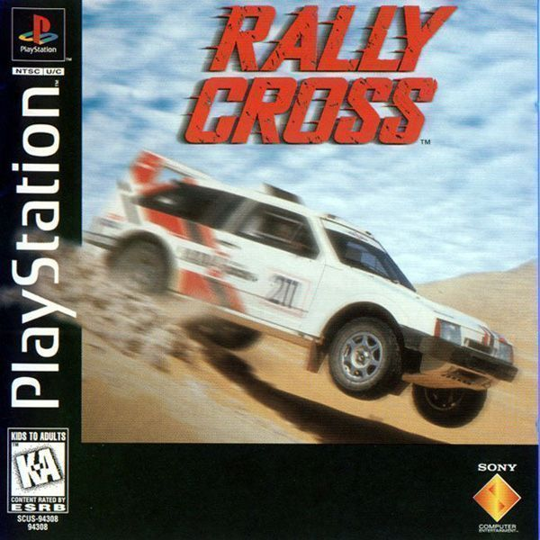 Rally Cross [SCUS-94308]