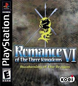 Romance Of The Three Kingdoms VI [SLUS-00918]