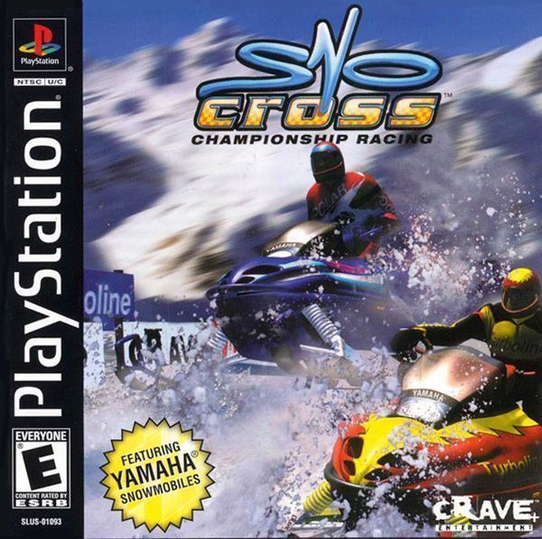 Sno Cross Championship Racing [SLUS-01093]