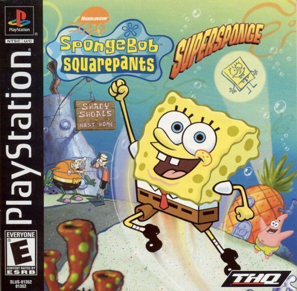 Spongebob Squarepants Supersponge [SLUS-01352]