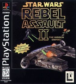 Star Wars Rebel Assault II DISC1OF2 [SLUS-00381]