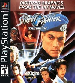 Street Fighter The Movie [SLUS-00041]