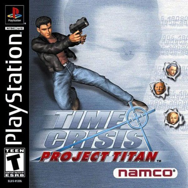 Time Crisis II Project Titan [SLUS-01336]