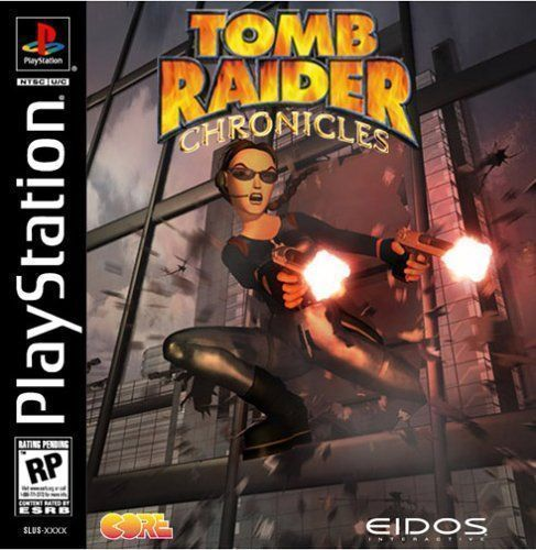 Tomb Raider 5 Chronicles [SLUS-01311] - Playstation(PSX ...