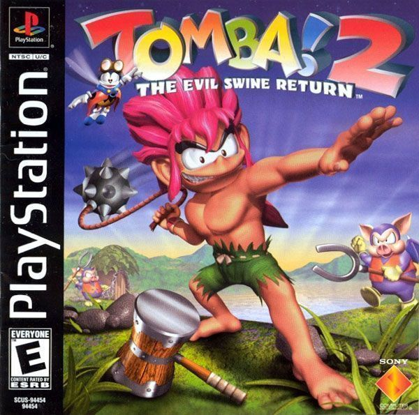 Tomba 2 The Evil Swine Returns [SCUS-94454]