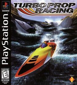 Turbo Prop Racing [SCUS-94229]