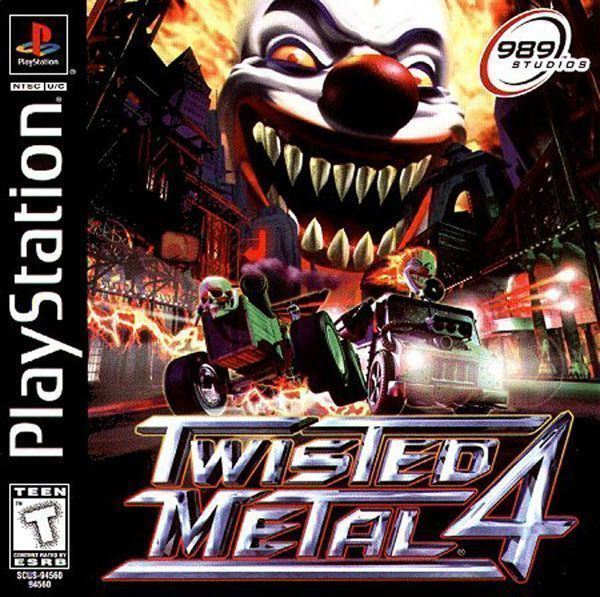 Twisted Metal 4 [SCUS-94560]