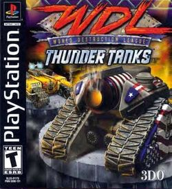 Wdl World Destruction League Thunder Tanks [SLUS-01175]