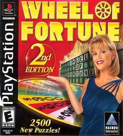 Wheel Of Fortune 2ND Edition [SLUS-01174]