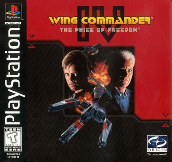 Wing Commander IV The Price Of Freedom DISC4OF4 [SLUS-00273]