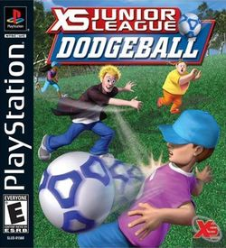 Xs Junior League Dodgeball [SLUS-01560]