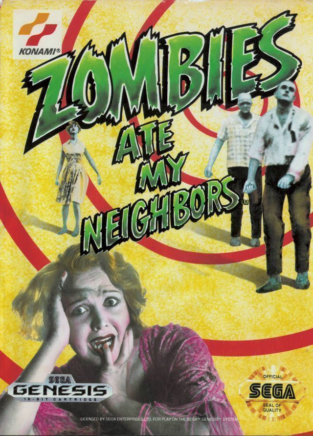 Zombies Ate My Neighbors [b1]
