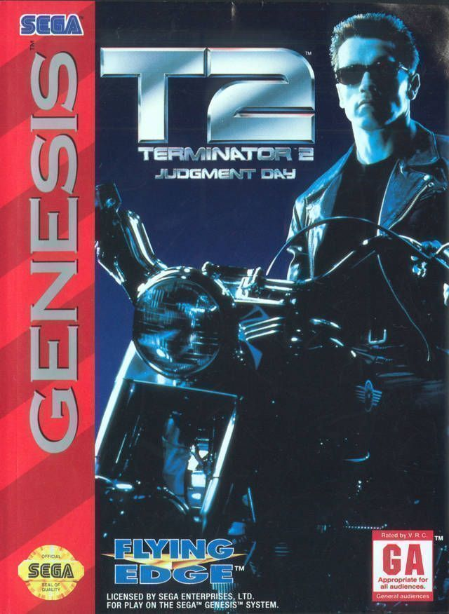 Terminator 2 - Judgement Day (JUE)