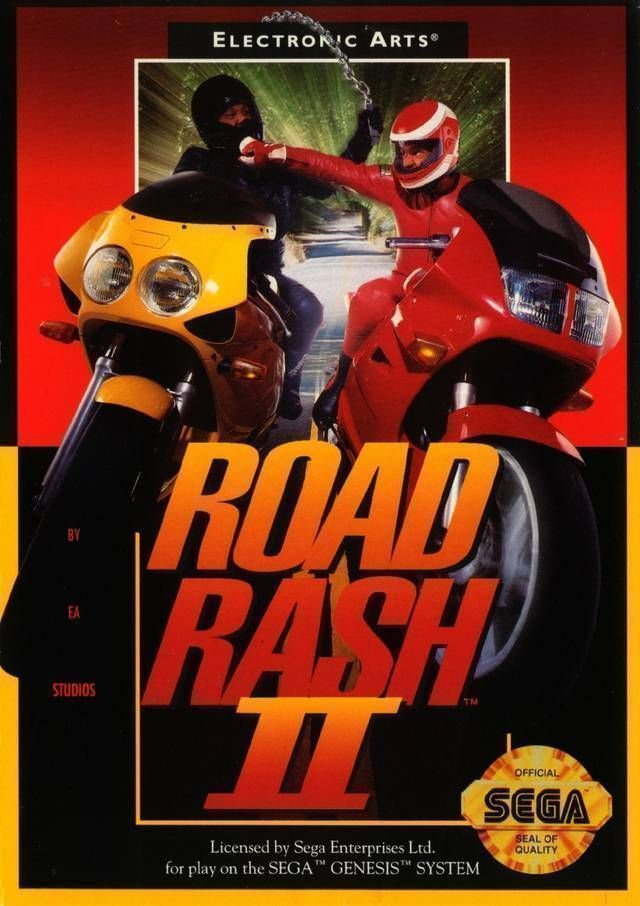 Road Rash II (UEJ)